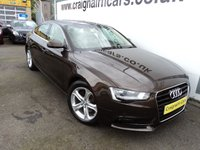 USED 2015 15 AUDI A5 2.0 SPORTBACK TDI SE 5d 177 BHP One Owner Car With Full Audi Dealer History