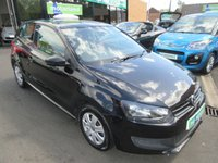 USED 2011 61 VOLKSWAGEN POLO 1.2 S A/C 3d 60 BHP CALL 01543 379066... 12 MONTHS MOT... 6 MONTHS WARRANTY... JUST ARRIVED