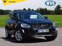 2015 VOLVO XC60 2.0 D4 SE NAV 5d AUTO 187 BHP £15999.00
