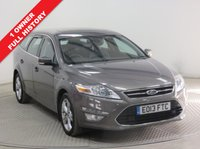 USED 2013 13 FORD MONDEO 2.0 TITANIUM X TDCI 5d AUTO 161 BHP 1 Owner, Full Service History, serviced in March 2014 at 7,664 miles, April 2015 13,000 miles, July 2016 at 24,233 miles, August 2017 at 30,750 miles. MOT until November 2017. Stunning upholstery, half Leather, half Suede, Front & Rear ParkSensors Heated Electrically Operated Seats, Heated Front & Rear Windscreen, Electrically Folding Wing Mirrors, Bluetooth, A/c, Sony Stereo, DAB Radio, Alloys, Multi Functional Leather Steering Wheel, FordConverse + Free RAC Warranty & Free RAC Breakdown Cover.