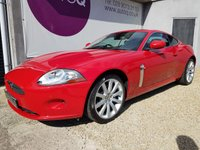 USED 2007 JAGUAR XK 4.2 COUPE 2d AUTO 294 BHP