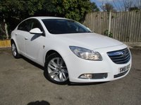 2012 VAUXHALL INSIGNIA 2.0 SRI NAV CDTI 5d AUTO 157 BHP £6495.00