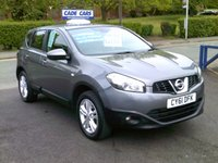 USED 2011 61 NISSAN QASHQAI 1.5 ACENTA DCI 5d 110 BHP FINANCE AVAILABLE EVEN IF YOU HAVE POOR CREDIT.