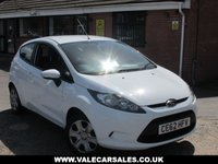 2012 FORD FIESTA 1.2 STYLE 3dr £4490.00