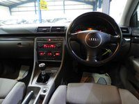 USED 2004 54 AUDI A4 1.8 T LIMITED EDITION 4dr 161 BHP
