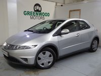 2009 HONDA CIVIC 1.4 i-DSI SE Plus Limited Edition 5dr £3994.00
