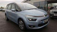 2015 CITROEN C4 GRAND PICASSO 1.6 BLUEHDI VTR PLUS 5d AUTO 118 BHP £10395.00