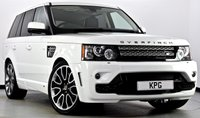 USED 2013 13 LAND ROVER RANGE ROVER SPORT 3.0 SD V6 HSE Black Edition 4X4 (s/s) 5dr Auto [8] Overfinch GTS, Stunning Looks!