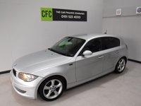 2007 BMW 1 SERIES 2.0 120D SE 5d 175 BHP £4990.00