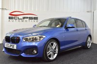2016 BMW 1 SERIES 1.5 116D M SPORT 5d 114 BHP £SOLD