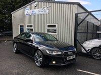 2014 AUDI A6 2.0 TDI SE 4d 175 BHP £13995.00