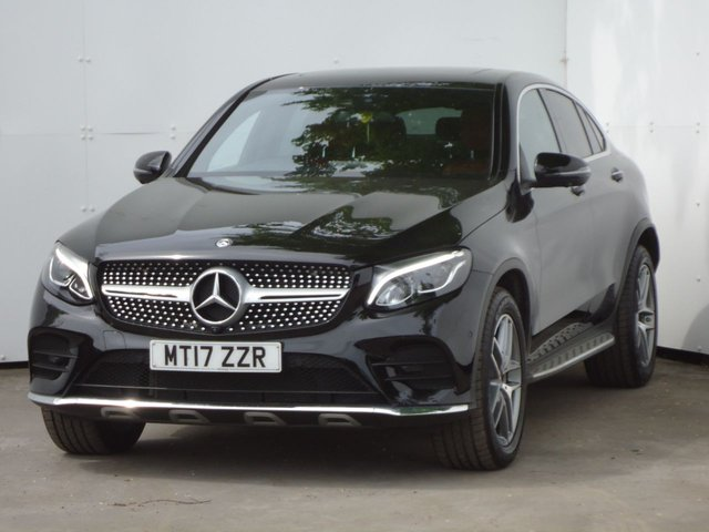 2017 17 MERCEDES-BENZ GLC-CLASS 2.1 GLC 250 D 4MATIC AMG LINE PREMIUM PLUS 4d AUTO 201 BHP