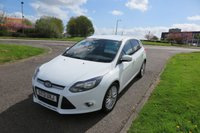 2013 FORD FOCUS 1.6 ZETEC TDCI Alloys,Air Con,F.S.H £6995.00