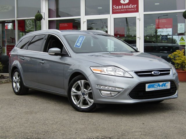 2013 13 FORD MONDEO 1.6 TITANIUM X BUSINESS EDITION TDCI START/STOP 5d 114 BHP