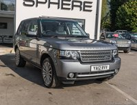 USED 2012 12 LAND ROVER RANGE ROVER 4.4 TDV8 WESTMINSTER 5d AUTO 313 BHP SOLD TO PAUL