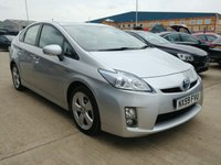USED 2009 59 TOYOTA PRIUS 1.8 T SPIRIT VVT-I 5d AUTO 99 BHP Satellite Navigation | Reverse Parking Camera | Cruise Control | £0 Road Tax | Automatic | Finance Available Please Call 01733 891250