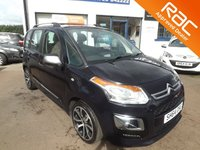 2014 CITROEN C3 PICASSO 1.6 PICASSO SELECTION HDI 5d 91 BHP £6500.00