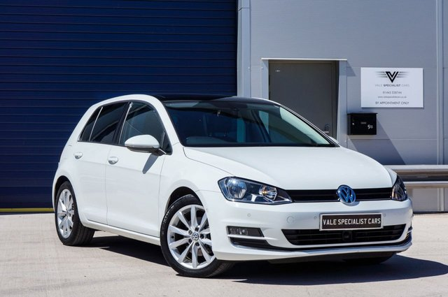 2013 13 VOLKSWAGEN GOLF 1.4 GT TSI ACT BLUEMOTION TECHNOLOGY DSG 5d