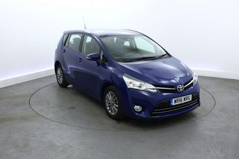 2016 TOYOTA VERSO 1.6 D-4D ICON 5d 110 BHP EURO 6 £11395.00