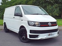 USED 2016 66 VOLKSWAGEN TRANSPORTER 2.0 T28 TDI P/V STARTLINE BMT 1d 101 BHP Customised by Apex Automotive