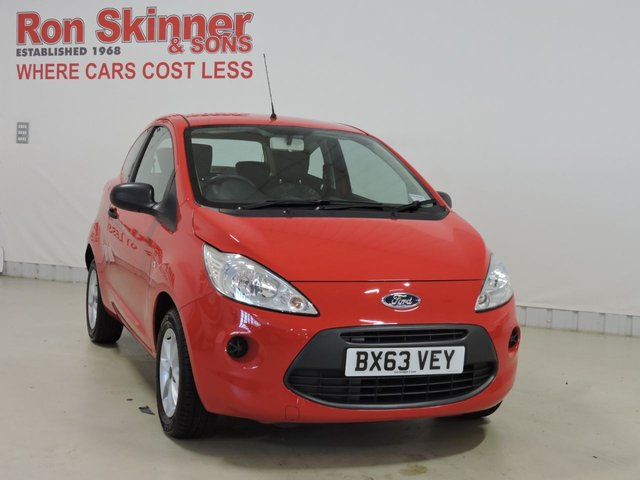 View our 2013 63 FORD KA 1.2 STUDIO PLUS 3d 69 BHP