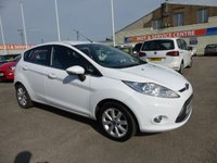 USED 2011 11 FORD FIESTA 1.4 ZETEC TDCI 5d 69 BHP FSH * LOW INSURANCE * GOT BAD CREDIT * WE CAN HELP *