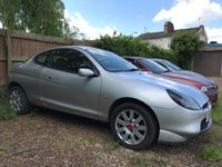 2001 FORD PUMA 1.7 16V 3d  PART EXCHANGE TO CLEAR £750.00