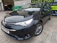 USED 2017 17 TOYOTA AVENSIS 1.6 D-4D BUSINESS EDITION 5d 110 BHP One Owner, Full History, Manufacturer's Warranty, No Deposit Finance Available