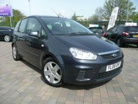 2008 FORD C-MAX 1.8 STYLE 5d 124 BHP £2499.00