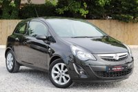 USED 2014 14 VAUXHALL CORSA 1.0 EXCITE ECOFLEX 3d 64 BHP ***CHEAP ROAD TAX AND INSURANCE***