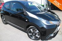 USED 2015 15 TOYOTA AYGO 1.0 VVT-I X-CLUSIV X-SHIFT 5d AUTO 69 BHP VIEW AND RESERVE ONLINE OR CALL 01527-853940 FOR MORE INFO.