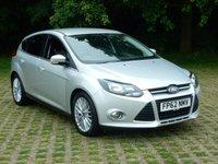 2012 FORD FOCUS 1.6 ZETEC TDCI 5d 113 BHP £6695.00
