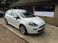 2015 FIAT PUNTO 1.2 GBT 5d 69 BHP £6295.00