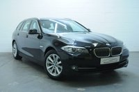 2013 BMW 5 SERIES 2.0 520D SE TOURING 5d 181 BHP £8395.00