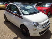USED 2015 65 FIAT 500 1.2 GUCCI-STYLE LOUNGE 3d 69 BHP RARE Gucci-Style Lounge! New Shape Model, One Previous Owner, Just Serviced by ourselves, Minimum 9 months MOT, Great on fuel economy! Only £20 Road Tax! Balance of Fiat Warranty until November 2018