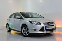 USED 2013 62 FORD FOCUS 1.6 ZETEC ECONETIC TDCI 5d 104 BHP Fully Serviced, £0 Tax