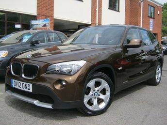 2012 BMW X1 2.0 SDRIVE20D SE 5d AUTO 174 BHP £10995.00