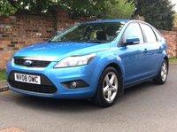2008 FORD FOCUS 1.6 ZETEC 5d AUTO 100 BHP £4290.00