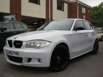 2006 BMW 1 SERIES 2.0 118D SE 5d 121 BHP