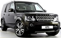 USED 2014 64 LAND ROVER DISCOVERY 4 3.0 SD V6 HSE (s/s) 5dr Auto [8] Stunning Example, Great Spec!