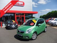 USED 2010 60 VAUXHALL AGILA 1.2 DESIGN 5d 85 BHP *****12 Months Warranty*****