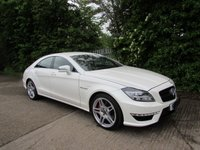 2011 MERCEDES-BENZ CLS CLASS 5.5 CLS63 AMG PERFORMANCE PACKAGE £24995.00