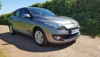 USED 2012 62 RENAULT MEGANE 1.5 DYNAMIQUE TOMTOM ENERGY DCI S/S 5d 110 BHP **£0 ROAD FUND**FULL HISTORY**SUPERB DRIVE**