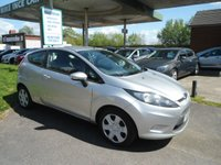 2009 FORD FIESTA 1.2 STYLE PLUS 3d 81 BHP £3695.00