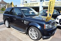 2009 LAND ROVER RANGE ROVER SPORT 3.0 TDV6 HSE 5d AUTO 245 BHP £SOLD