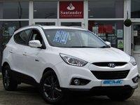2015 HYUNDAI IX35 1.7 CRDI SE BLUE DRIVE 5d 114 BHP £11795.00