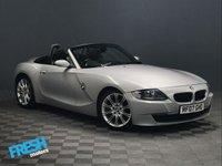 USED 2007 07 BMW Z4 2.0 Z4 SPORT ROADSTER  * 0% Deposit Finance Available