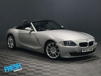 2007 BMW Z4 2.0 Z4 SPORT ROADSTER  £5870.00