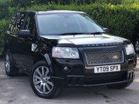 2009 LAND ROVER FREELANDER 2.2 TD4 HST 5d AUTO 159 BHP £11500.00