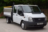 USED 2010 60 FORD TRANSIT 2.4 350 E/F DRW  100 BHP